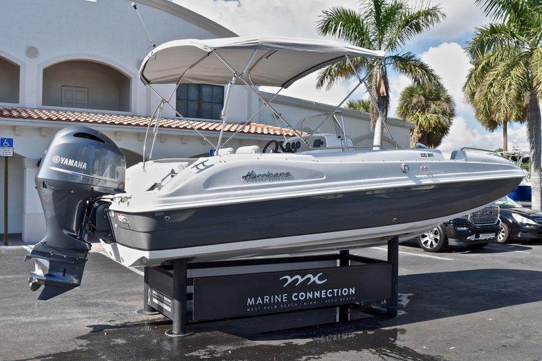 Thumbnail 7 for New 2018 Hurricane 211 SunDeck Sport OB boat for sale in Vero Beach, FL