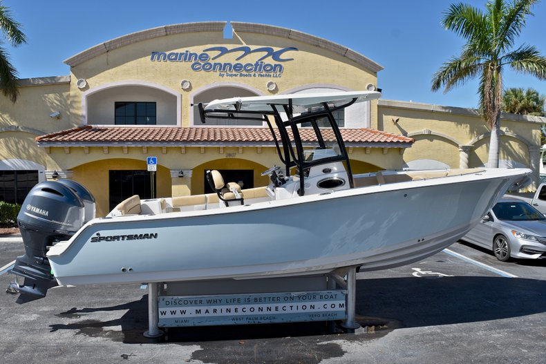 New 2018 Sportsman Heritage 251 Center Console for sale