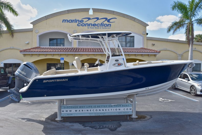 New 2018 Sportsman Heritage 241 Center Console for sale