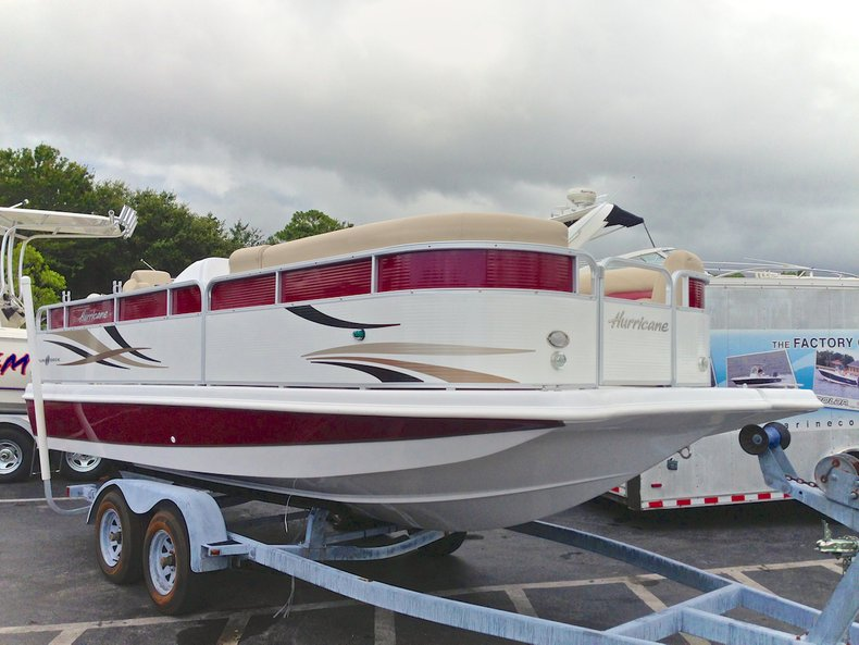 Photo for 2013 Hurricane FunDeck FD 216 OB