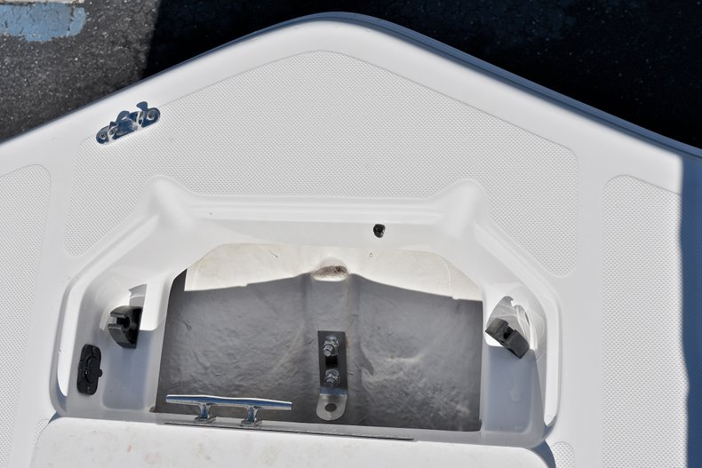Thumbnail 45 for Used 2015 Hurricane FunDeck FD 236 OB boat for sale in West Palm Beach, FL