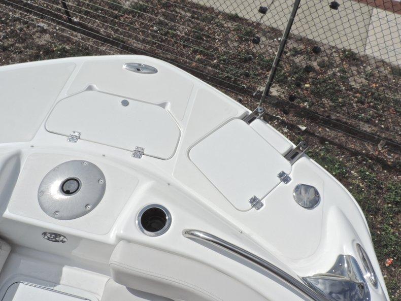 Thumbnail 48 for New 2018 Hurricane 231 SunDeck Sport OB boat for sale in Vero Beach, FL