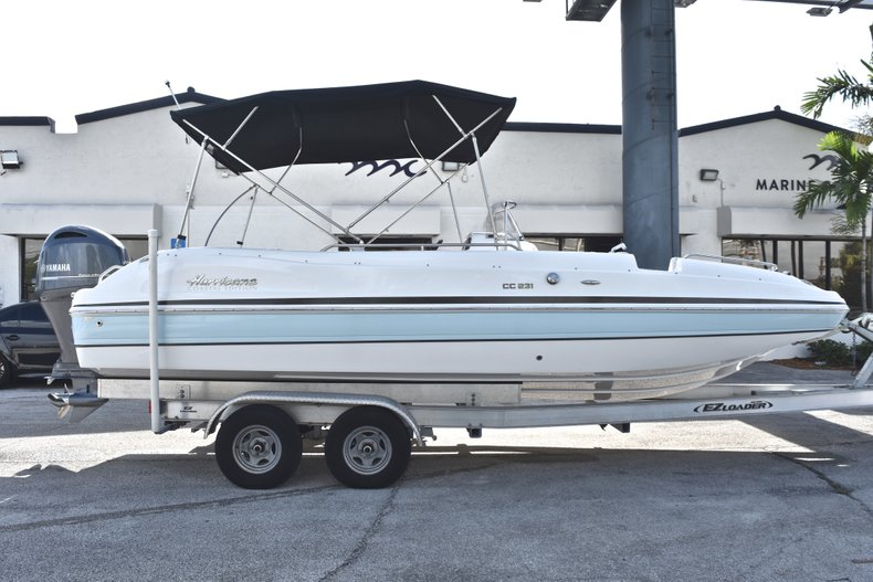 Photo for 2018 Hurricane 231 SunDeck Sport OB