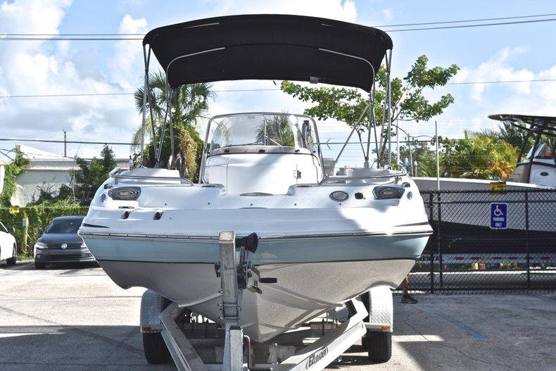 Thumbnail 2 for New 2018 Hurricane 231 SunDeck Sport OB boat for sale in West Palm Beach, FL