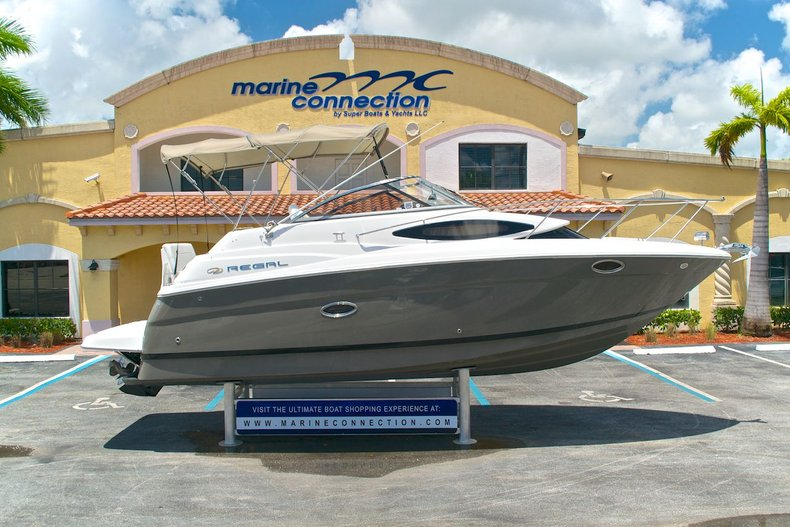 Sold Regal boats in West Palm Beach & Vero Beach, FL