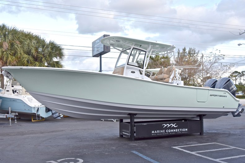 Thumbnail 4 for New 2018 Sportsman Open 282 TE Center Console boat for sale in West Palm Beach, FL