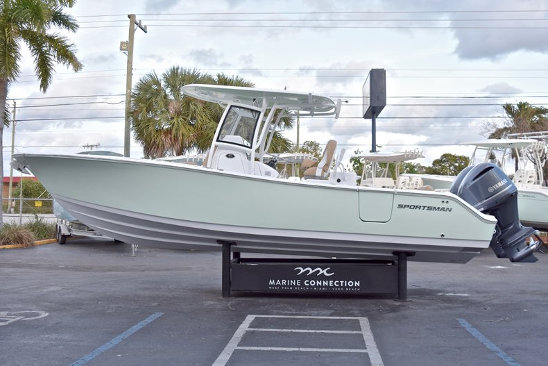 Thumbnail 5 for New 2018 Sportsman Open 282 TE Center Console boat for sale in West Palm Beach, FL
