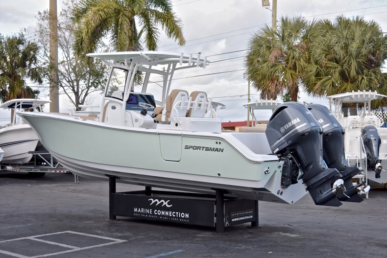 Thumbnail 6 for New 2018 Sportsman Open 282 TE Center Console boat for sale in West Palm Beach, FL