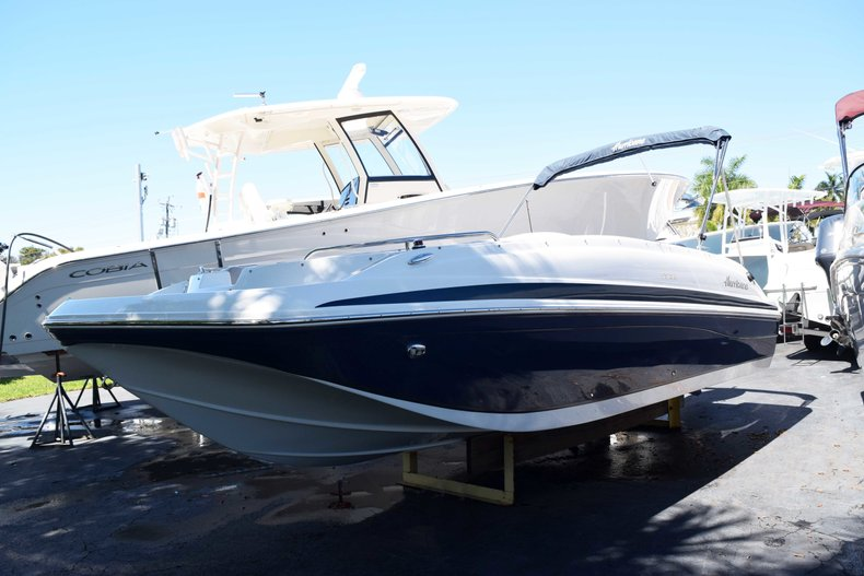 Thumbnail 0 for New 2018 Hurricane 188 SunDeck Sport OB boat for sale in West Palm Beach, FL