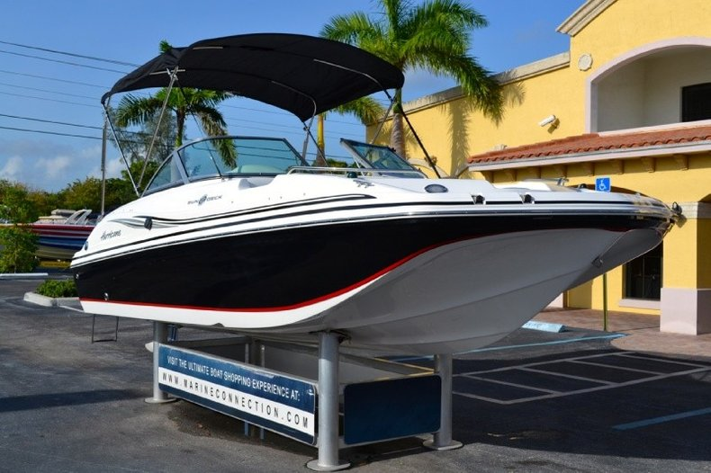 Image 1 for 2013 Hurricane SunDeck SD 187 OB in West Palm Beach, FL