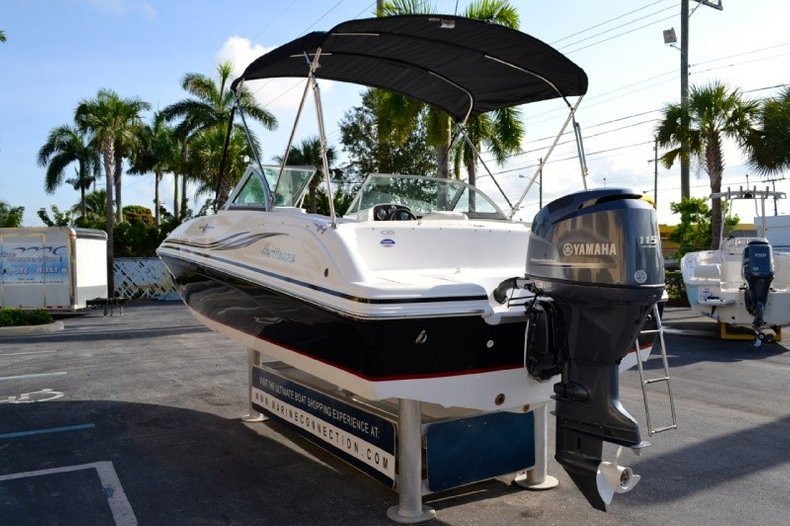 Image 6 for 2013 Hurricane SunDeck SD 187 OB in West Palm Beach, FL