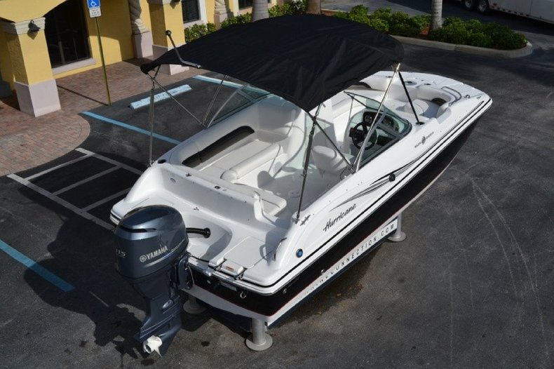 Image 58 for 2013 Hurricane SunDeck SD 187 OB in West Palm Beach, FL