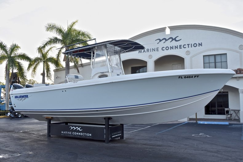 Thumbnail 1 for Used 2005 Bluewater 2850 CC Center Console boat for sale in West Palm Beach, FL