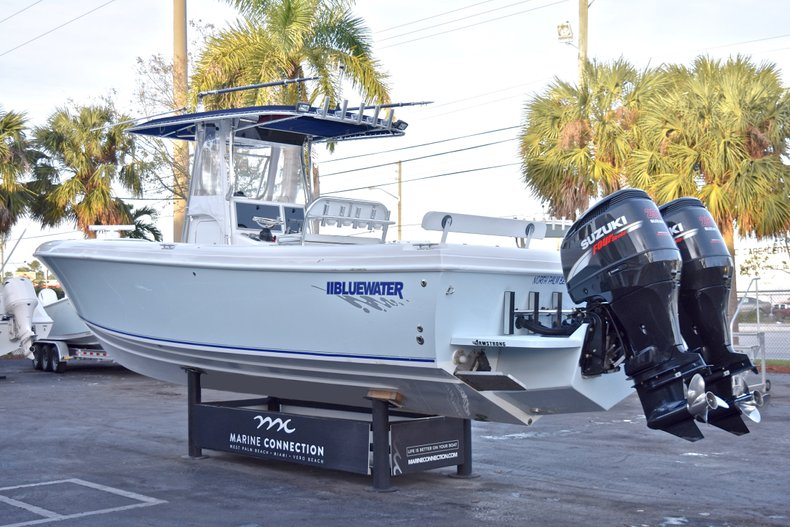 Thumbnail 5 for Used 2005 Bluewater 2850 CC Center Console boat for sale in West Palm Beach, FL
