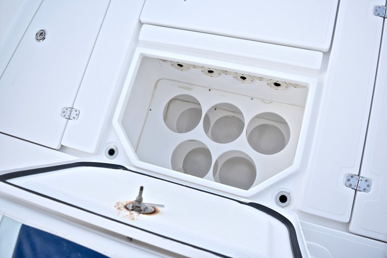 Thumbnail 52 for Used 2005 Bluewater 2850 CC Center Console boat for sale in West Palm Beach, FL