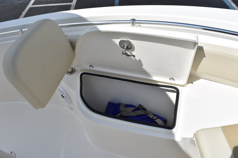 Thumbnail 45 for New 2018 Cobia 220 Center Console boat for sale in West Palm Beach, FL