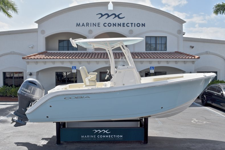 New 2018 Cobia 220 Center Console boat for sale in West Palm Beach, FL