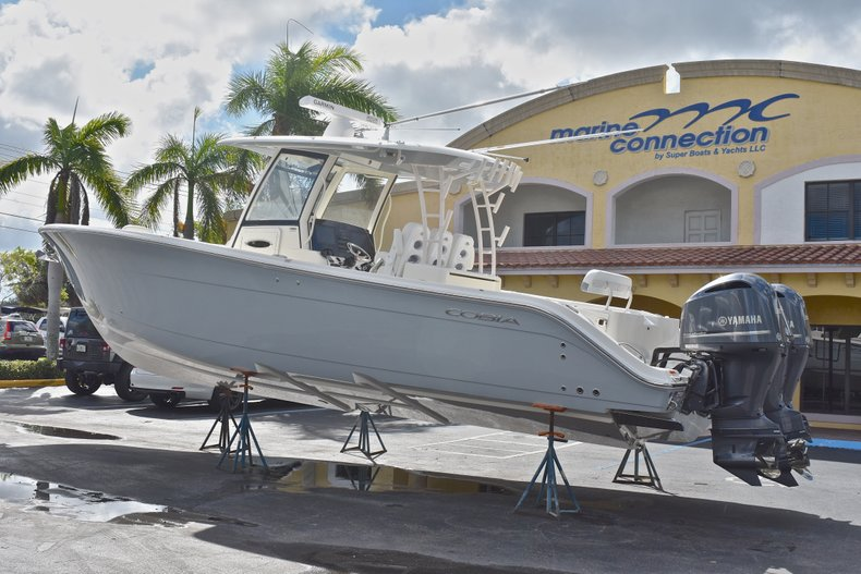 Thumbnail 1 for New 2018 Cobia 344 Center Console boat for sale in West Palm Beach, FL