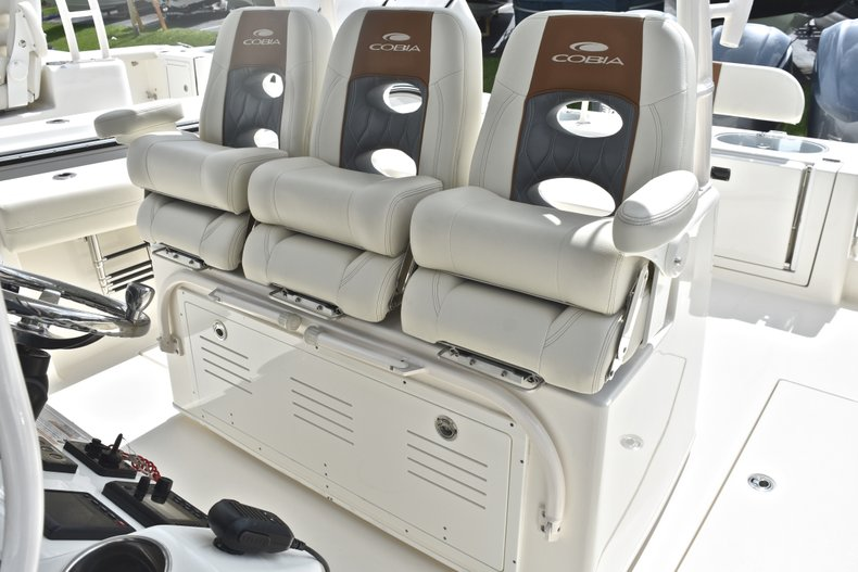 Thumbnail 31 for New 2018 Cobia 344 Center Console boat for sale in West Palm Beach, FL