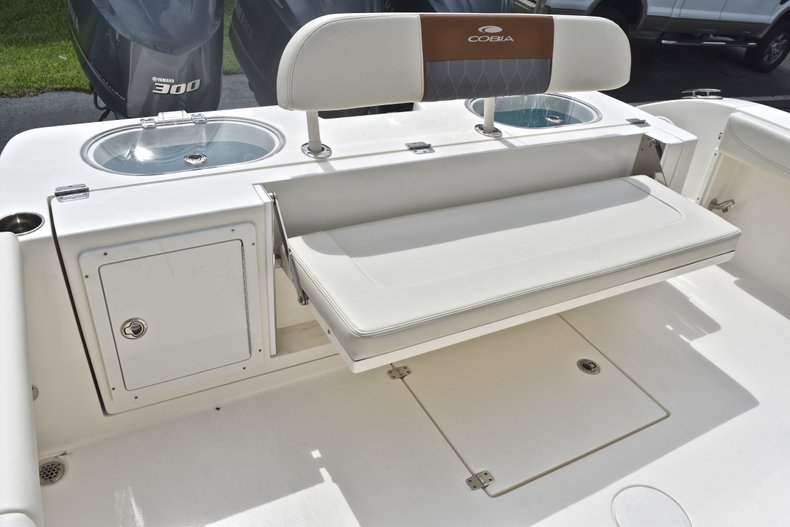 Thumbnail 12 for New 2018 Cobia 344 Center Console boat for sale in West Palm Beach, FL