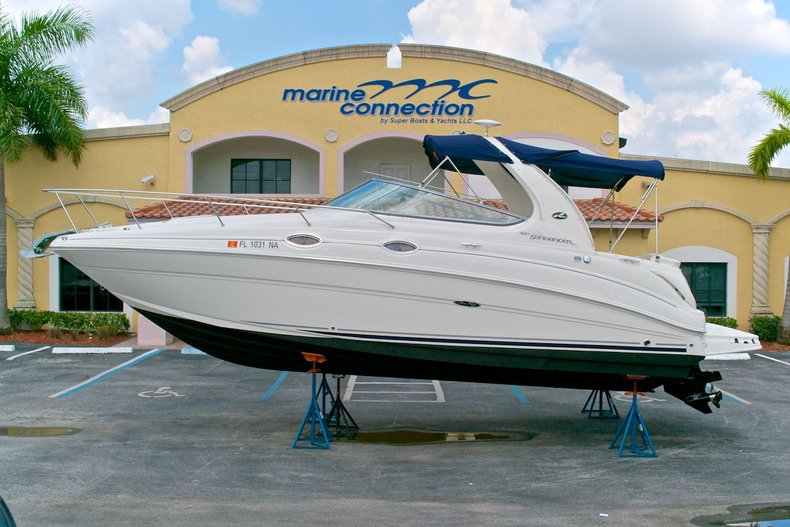 Used 2005 Sea Ray 280 Sundancer For Sale