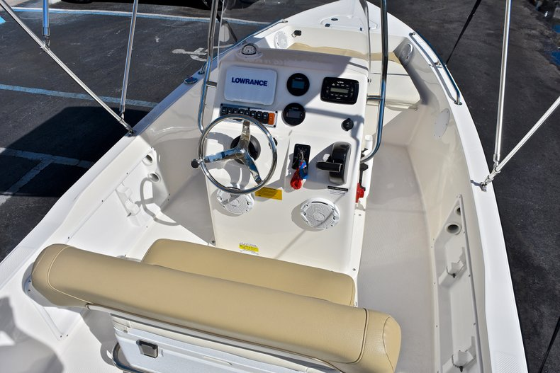 Thumbnail 9 for Used 2016 Key West 1720 Sportsman Center Console boat for sale in West Palm Beach, FL