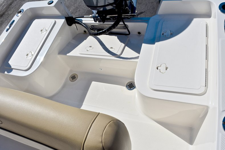 Thumbnail 10 for Used 2016 Key West 1720 Sportsman Center Console boat for sale in West Palm Beach, FL