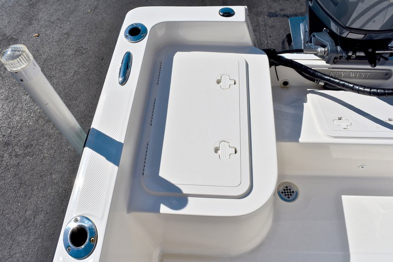 Thumbnail 11 for Used 2016 Key West 1720 Sportsman Center Console boat for sale in West Palm Beach, FL