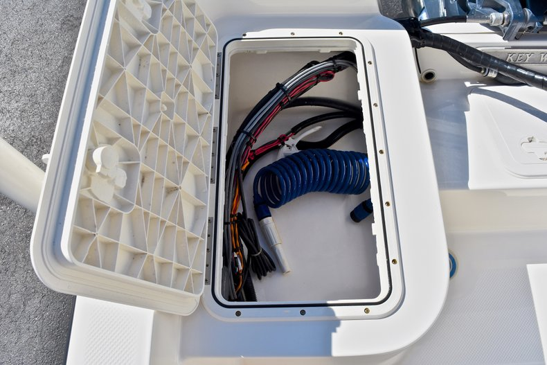 Thumbnail 12 for Used 2016 Key West 1720 Sportsman Center Console boat for sale in West Palm Beach, FL