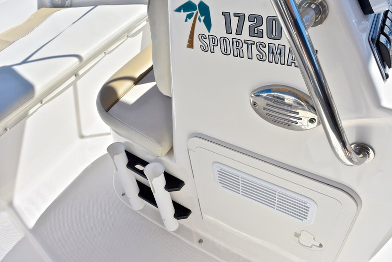 Thumbnail 31 for Used 2016 Key West 1720 Sportsman Center Console boat for sale in West Palm Beach, FL