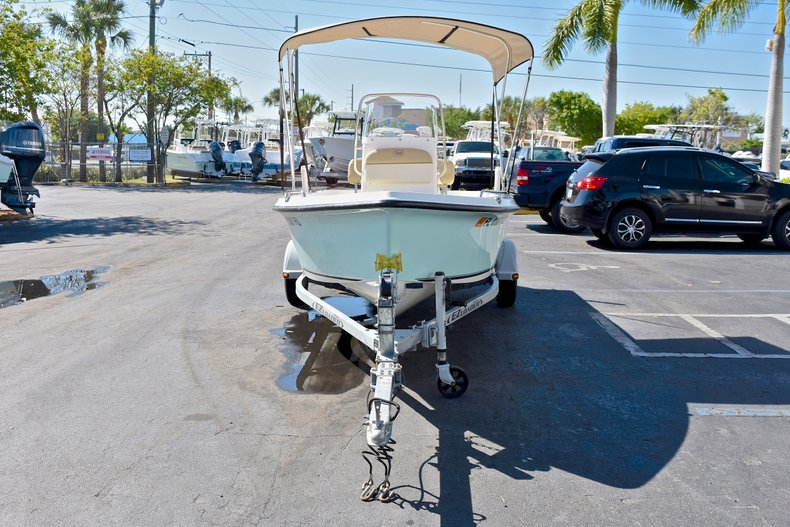 Thumbnail 3 for Used 2016 Key West 1720 Sportsman Center Console boat for sale in West Palm Beach, FL
