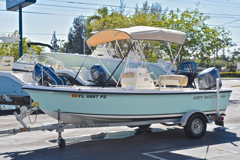 Thumbnail 4 for Used 2016 Key West 1720 Sportsman Center Console boat for sale in West Palm Beach, FL