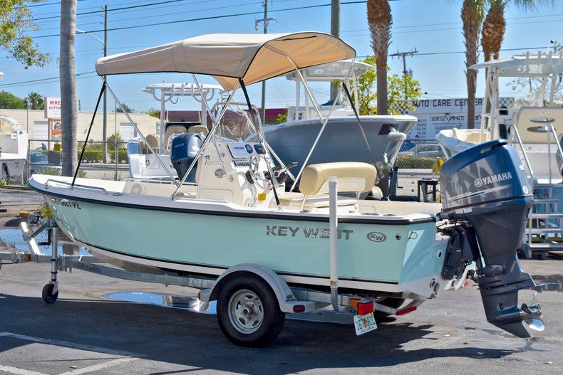 Thumbnail 6 for Used 2016 Key West 1720 Sportsman Center Console boat for sale in West Palm Beach, FL