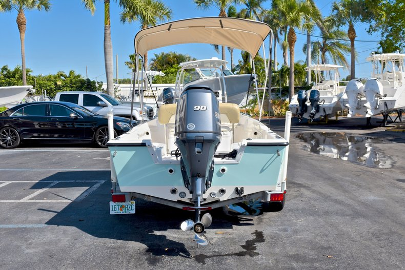 Thumbnail 7 for Used 2016 Key West 1720 Sportsman Center Console boat for sale in West Palm Beach, FL