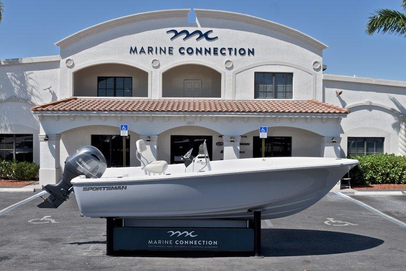 New 2018 Sportsman 19 Island Reef boat for sale in West Palm Beach, FL