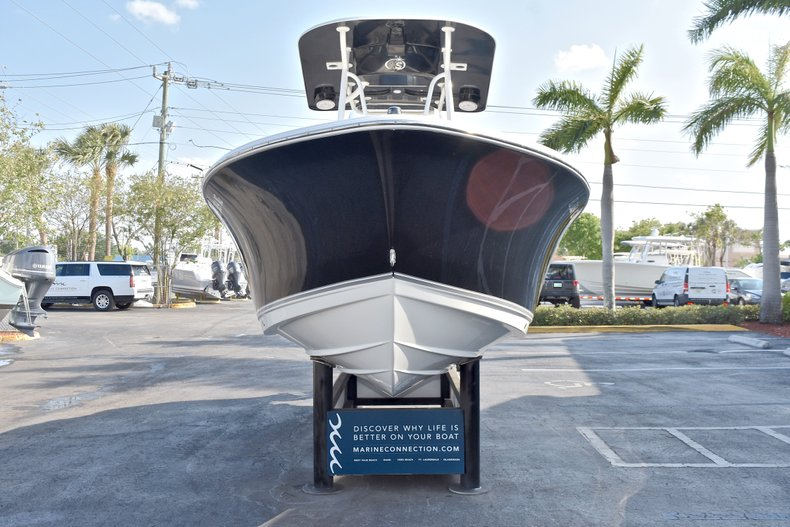 Thumbnail 2 for Used 2016 NauticStar 2302 Legacy CC boat for sale in West Palm Beach, FL