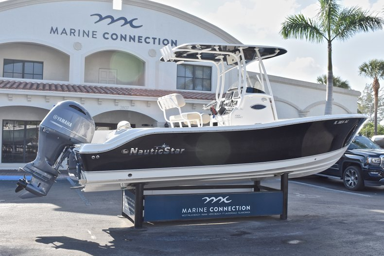Thumbnail 7 for Used 2016 NauticStar 2302 Legacy CC boat for sale in West Palm Beach, FL