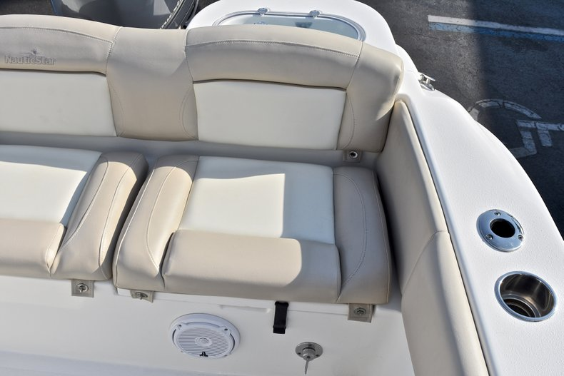 Thumbnail 17 for Used 2016 NauticStar 2302 Legacy CC boat for sale in West Palm Beach, FL
