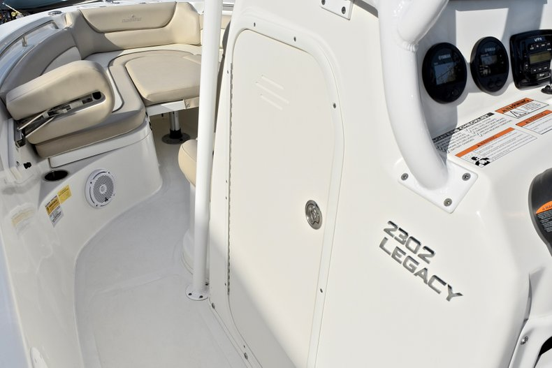 Thumbnail 43 for Used 2016 NauticStar 2302 Legacy CC boat for sale in West Palm Beach, FL