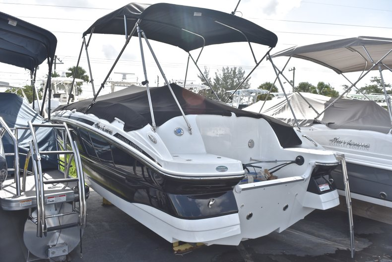 Photo for 2018 Hurricane 220 SunDeck Sport OB