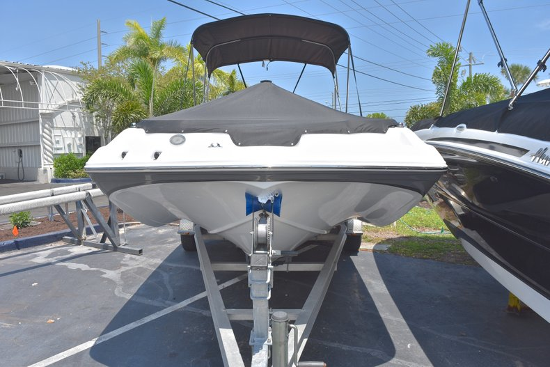 Thumbnail 1 for New 2018 Hurricane 188 SunDeck Sport OB boat for sale in West Palm Beach, FL