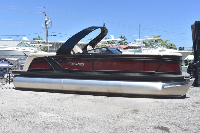 Thumbnail 70 for New 2018 Sanpan 2500 ULW boat for sale in West Palm Beach, FL