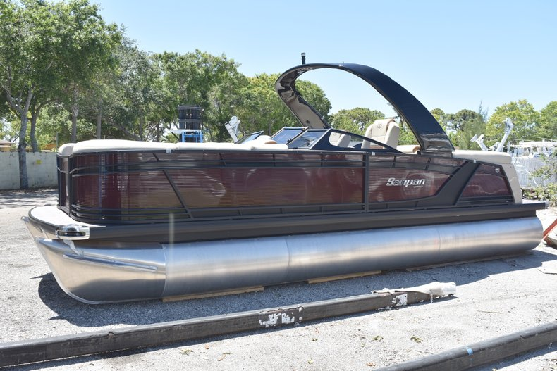 Thumbnail 73 for New 2018 Sanpan 2500 ULW boat for sale in West Palm Beach, FL
