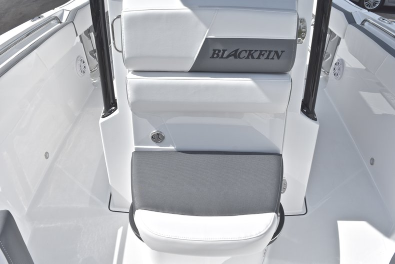 Thumbnail 45 for New 2018 Blackfin 242CC Center Console boat for sale in West Palm Beach, FL