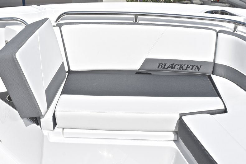 Thumbnail 50 for New 2018 Blackfin 242CC Center Console boat for sale in West Palm Beach, FL