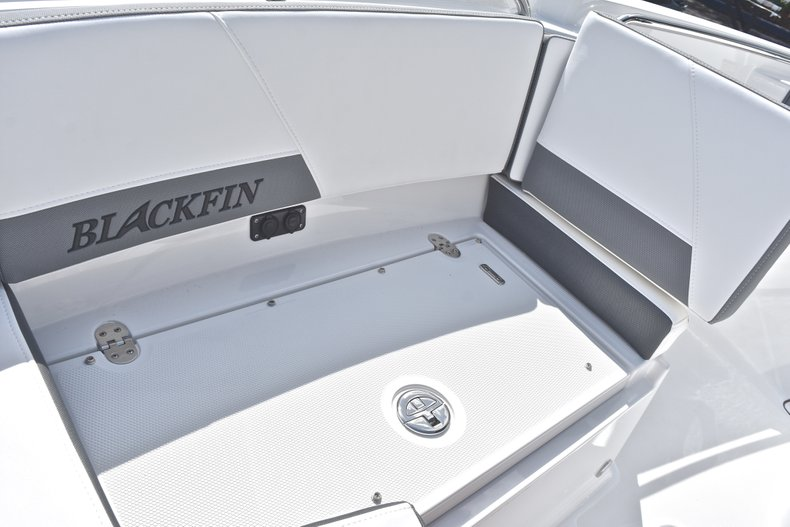 Thumbnail 54 for New 2018 Blackfin 242CC Center Console boat for sale in West Palm Beach, FL