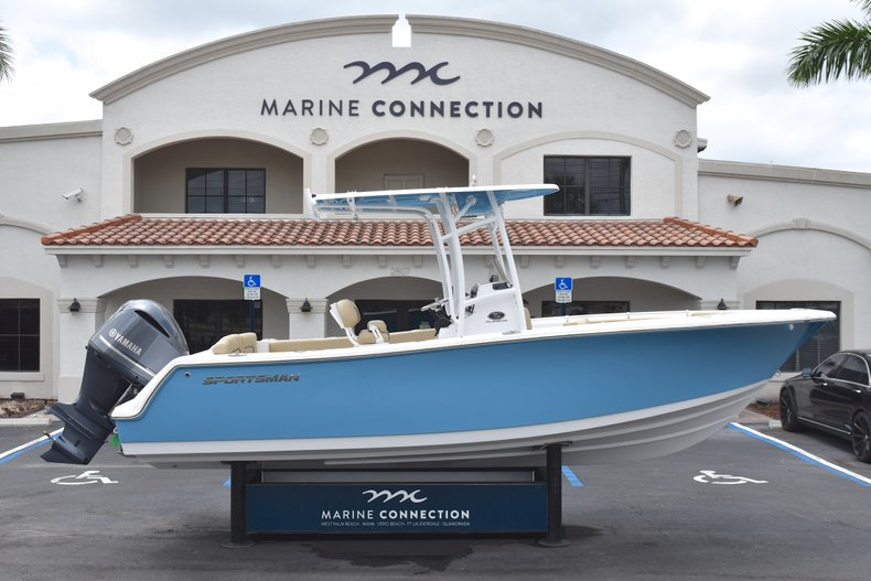 New 2018 Sportsman Heritage 231 Center Console boat for sale in West Palm Beach, FL