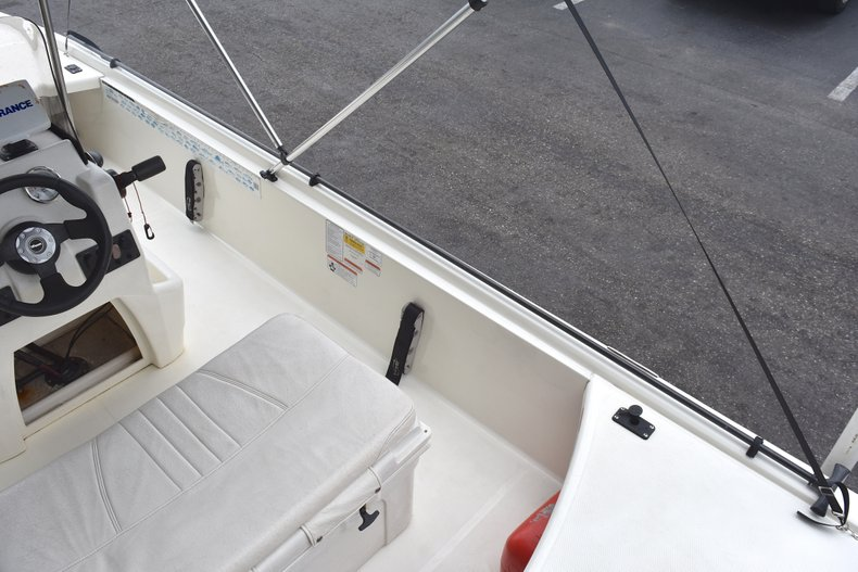 Thumbnail 9 for Used 2013 Mako Pro Skiff 17 Center Console boat for sale in West Palm Beach, FL