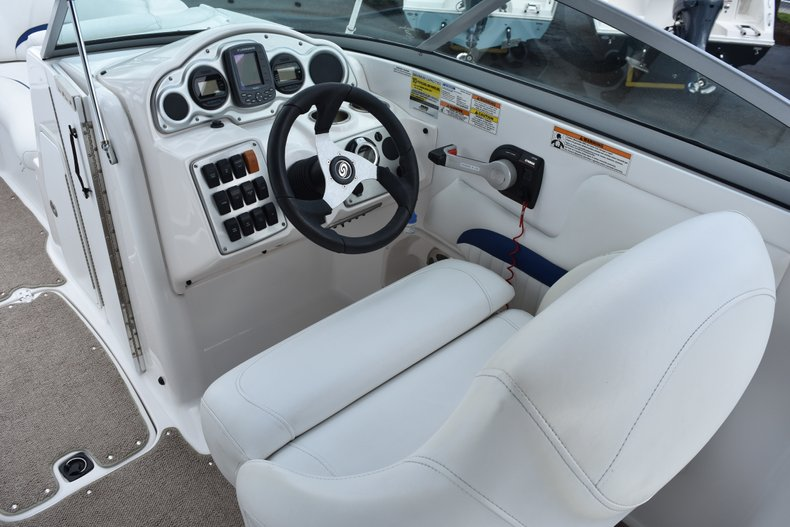 Thumbnail 23 for Used 2010 Hurricane SunDeck SD 2200 OB boat for sale in West Palm Beach, FL