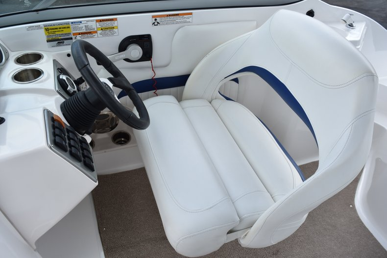 Thumbnail 22 for Used 2010 Hurricane SunDeck SD 2200 OB boat for sale in West Palm Beach, FL